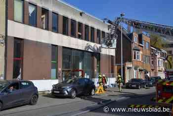 Opnieuw brand in leegstaand gebouw op Stillemanssite