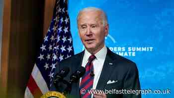 Biden warns leaders of 'decisive decade' to avoid worst of climate crisis