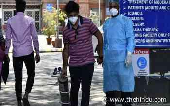 Coronavirus   New cases cross 2.79 lakh; 1,626 more deaths - The Hindu