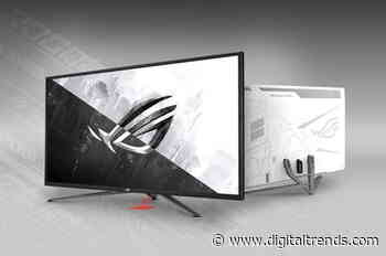 The first HDMI 2.1 gaming monitor you can actually buy will launch in May