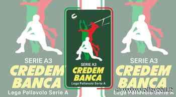 A3 Credem Banca: Gara3 Ottavi. Promosse Motta di Livenza, Brugherio, Grottazzolina e Lecce - Volleyball.it