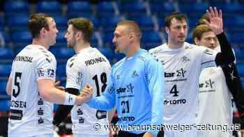 Handball-Bundesliga: Flensburg und Kiel siegen: DHL-Titelkampf bleibt spannend