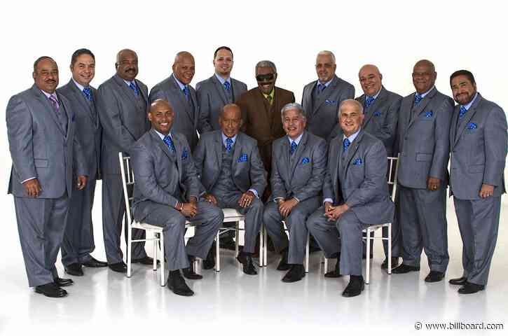 El Gran Combo de Puerto Rico Returns to Tropical Albums Chart With 'En Cuarentena'