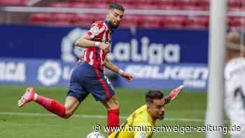 Primera División: Sieg gegen Huesca: Atlético weiter drei Punkte vor Real
