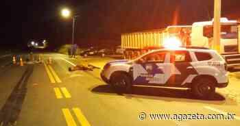 Motociclista morre após atropelar cavalo em rodovia de Mimoso do Sul - A Gazeta ES