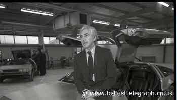 Car crash: DeLorean and the Belfast dream that went off the road