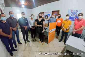 Jaru é o primeiro município a aderir ao Proampe; agência de crédito foi inaugurada - Rondônia Dinâmica