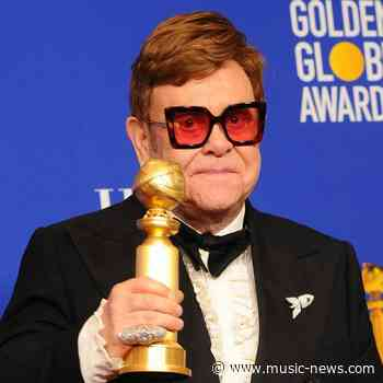 Elton John invites fans to virtual Academy Awards bash