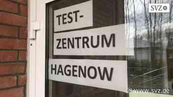 Corona-Pandemie: Weniger Corona-Tests in Hagenow seit dem Lockdown   svz.de - svz – Schweriner Volkszeitung