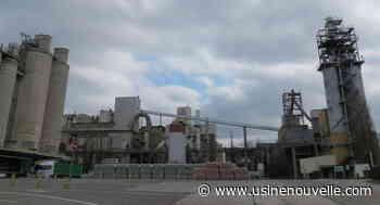 [L'usine durable] A Bouc-Bel-Air, la cimenterie LafargeHolcim investit pour des ciments bas carbone - L'Usine Nouvelle