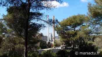 La cimenterie Lafarge de Bouc-Bel-Air veut limiter ses émissions de polluants - Marsactu