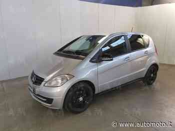 Vendo Mercedes-Benz Classe A 160 BlueEFFICIENCY Elegance usata a Olgiate Olona, Varese (codice 8845426) - Automoto.it - Automoto.it