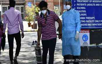 Coronavirus | New cases cross 3.32 lakh with 2,247 more deaths on April 22, 2021 - The Hindu