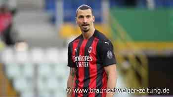 Serie A: Ibrahimovic verlängert Vertrag bei AC Mailand