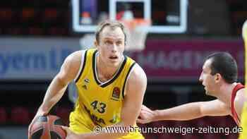 Basketball-Bundesliga: Alba Berlin kassiert Heimpleite gegen Braunschweig