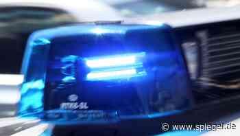 Rheine: Junge Frau stürzt 50 Meter in Kiesgrube - DER SPIEGEL