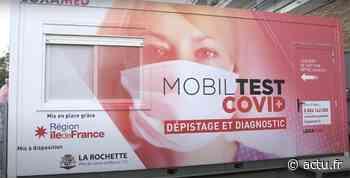 Yvelines. Une box de dépistage Covid installée près de Mantes-la-Jolie - actu.fr