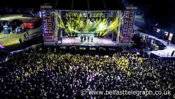 Dates announced for west Belfast's Feile in 'biggest year' of festival yet