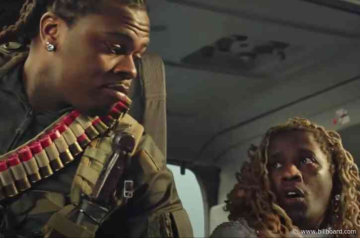Gunna Discusses 'Call of Duty' Ad, 'Slime Language 2′ & Why 'Ski' Is an 'Everybody Song'