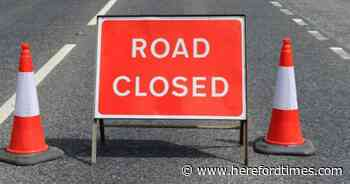 Drivers face 50-mile diversion as Herefordshire main road shuts