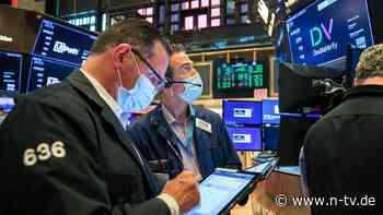 Dämpfer für die Wall Street: Bidens Steuerpläne verschrecken Anleger
