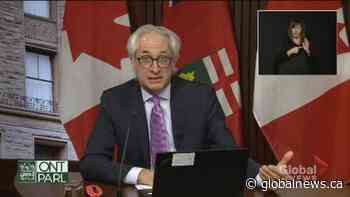 'A number of people' died of COVID-19 before they could be admitted to hospital: Ontario's chief coroner