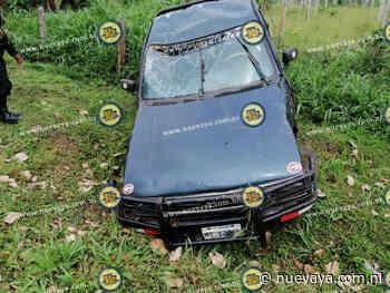 Vuelco de camioneta deja 5 lesionados en El Cúa, Jinotega - La Nueva Radio YA