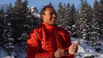 'I can play again': Retired figure skater Elladj Baldé finds an escape on the ice