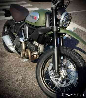 Vendo Ducati Scrambler 800 Urban Enduro (2015 - 16) usata a Alzano Lombardo (codice 8351958) - Moto.it - Moto.it