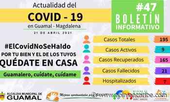 Nuevo reporte de casos covid-19 en el municipio de Guamal - Opinion Caribe