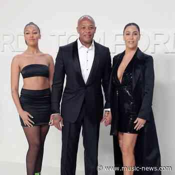 Dr. Dre single again as divorce drags on
