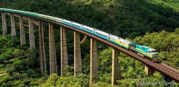 Terminal de minério de ferro da Vale no Rio é liberado após interdição - UOL