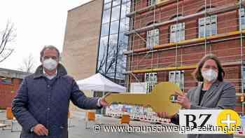 Edith-Stein-Grundschule in Braunschweig bezieht neuen Anbau - Braunschweiger Zeitung