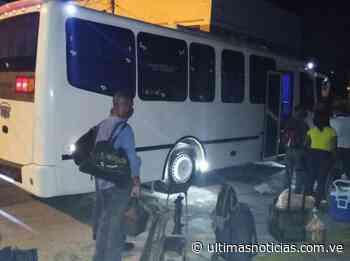 6.869 usuarios utilizaron la ruta de transporte solidario de Higuerote - Últimas Noticias