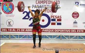 La pesista Janeth Gómez ganó medalla de plata en panamericana - El Occidental