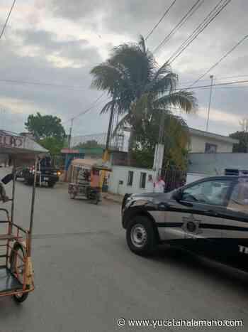 Ebrio roba mototaxi en Ticul – Yucatán a la mano - Yucatán a la mano