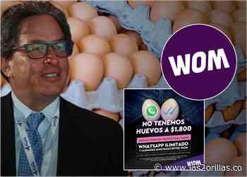 La publicidad de Wom que pone en la picota al ministro Carrasquilla - Las2orillas
