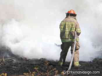 Reportan incendio en un cerro de San Bartolo Tutotepec - Criterio Hidalgo