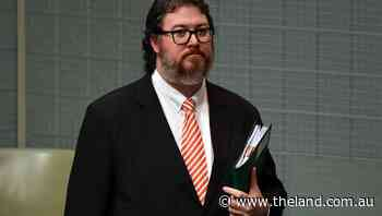 Outspoken Nationals MP George Christensen to quit, says politics broken