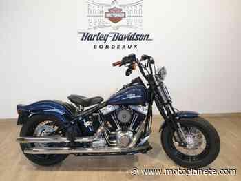 Harley-Davidson SOFTAIL CROSS BONES 2009 à 17900€ sur BEGLES - Occasion - Motoplanete