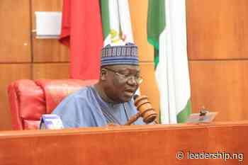 Lawan Commiserates With Potiskum Fire Victims - Leadership Newspapers