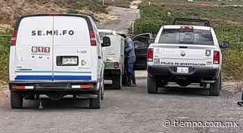 Encontraron a ejecutado en San Juanito; no lo identificaron - El Tiempo de México