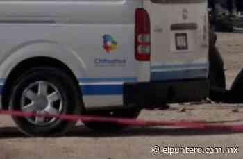 Matan a hombre a balazos en San Juanito - El puntero
