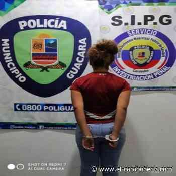 Policía de Guacara detuvo a mujer por causar lesiones a una adolescente en Yagua - El Carabobeño