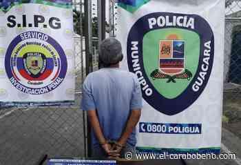 Policía de Guacara frustró el hurto de un vehículo de Pdvsa - El Carabobeño