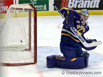 WHL Regina hub: First-place in jeopardy as Saskatoon Blades fall 4-0 to Prince Albert Raiders - Saskatoon StarPhoenix
