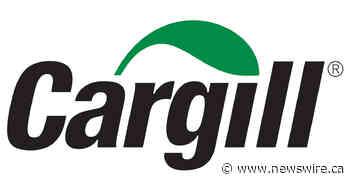 Cargill Unveils Plans for New Canola Processing Facility in Regina, Saskatchewan - Canada NewsWire