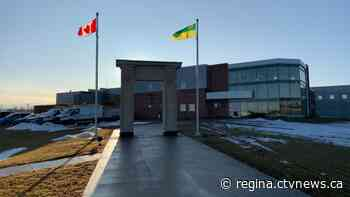 Overall COVID-19 cases decrease at Regina jail, but the number of infected guards is going up - CTV News