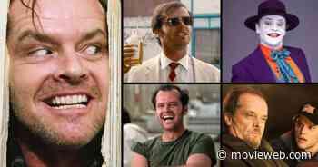 Jack Nicholson Fans Are Celebrating the Legendary Actor on His 84th Birthday - MovieWeb