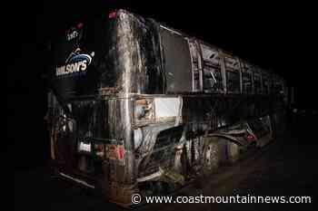 Coroner says lack of seatbelts a factor in fatal Bamfield bus crash - Coast Mountain News